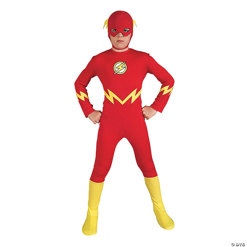 Boy's Flash Costume