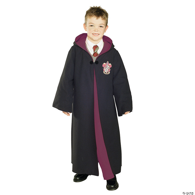 Boy's Harry Potter Gryffindor Costume