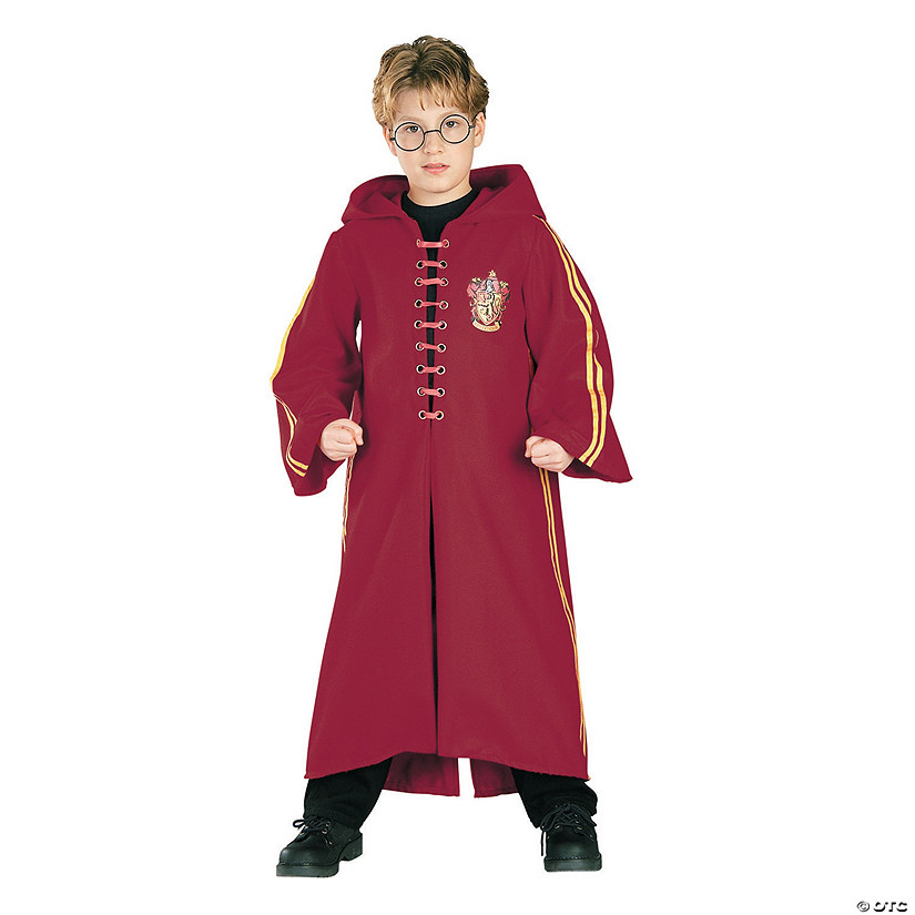 Boy's Harry Potter Quidditch Costume