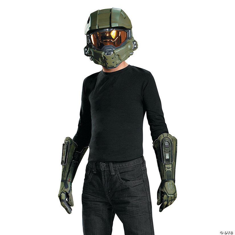 Boy's Master Chief Costume