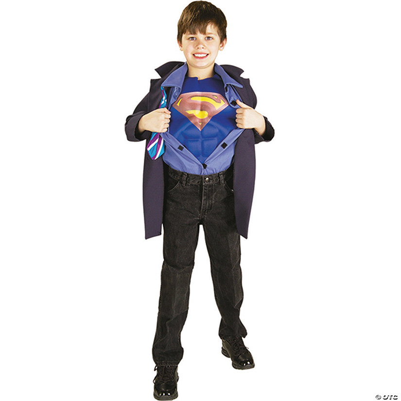 Boy's Reverse Clark Kent Superman™ Costume