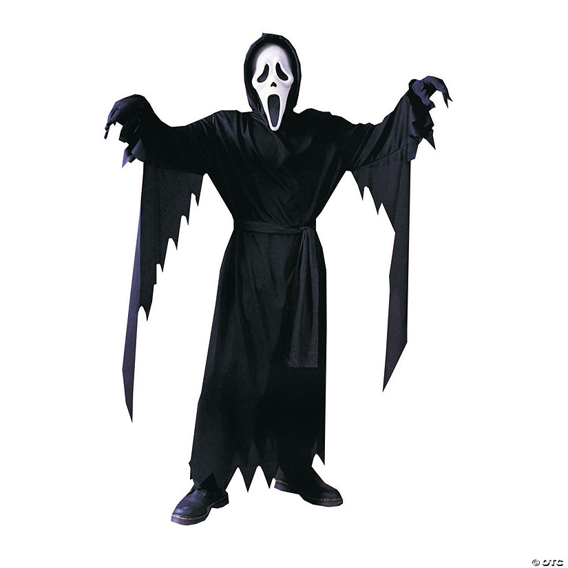 Boy's Scream Costume