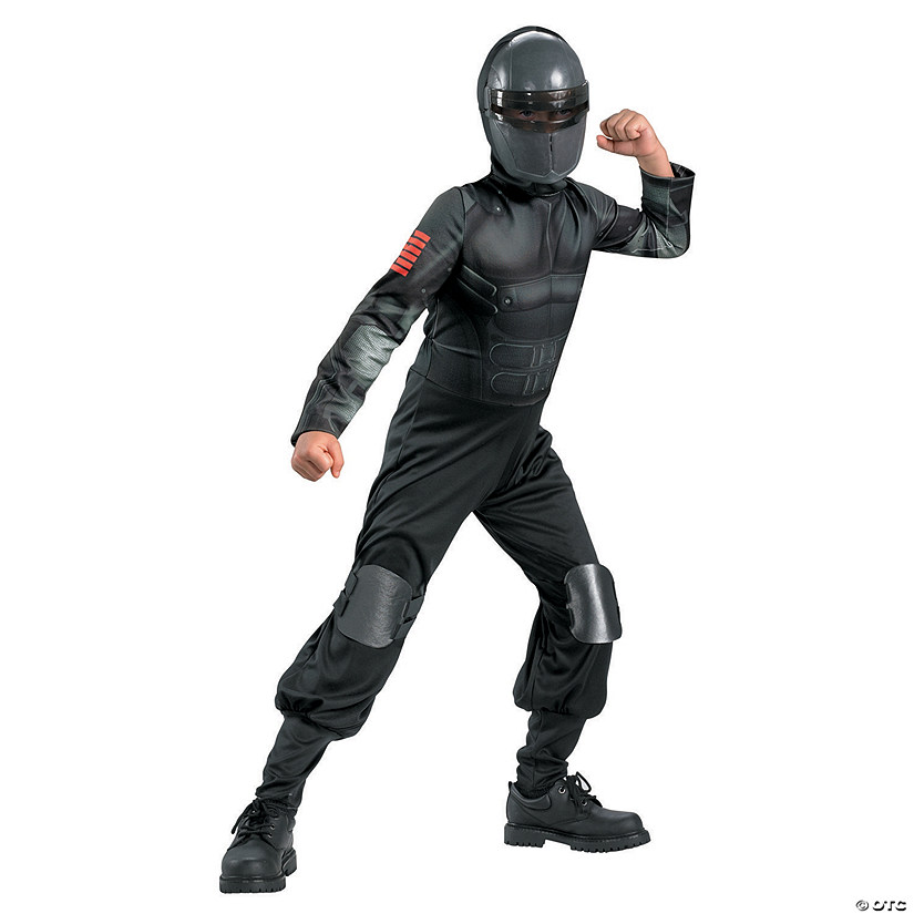 Boy's Snake Eyes Classic G.I. Joe Costume
