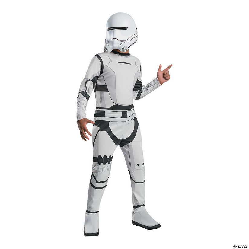 Boy's Star Wars: The Force Awakens™ Flametrooper Costume