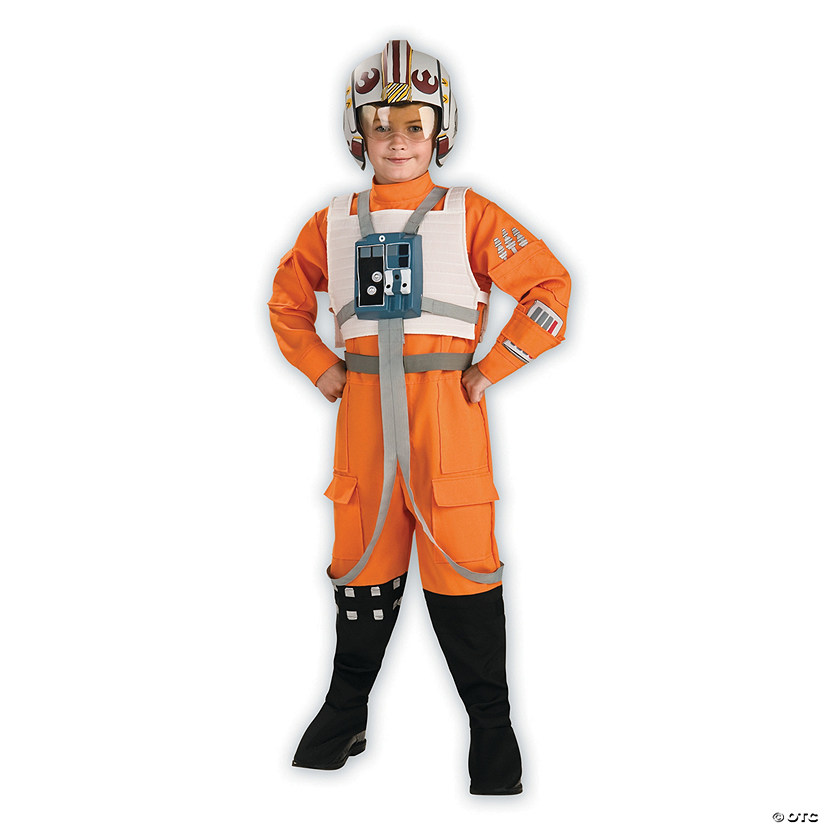 Boy's Star Wars™ X-Wing Pilot Costume