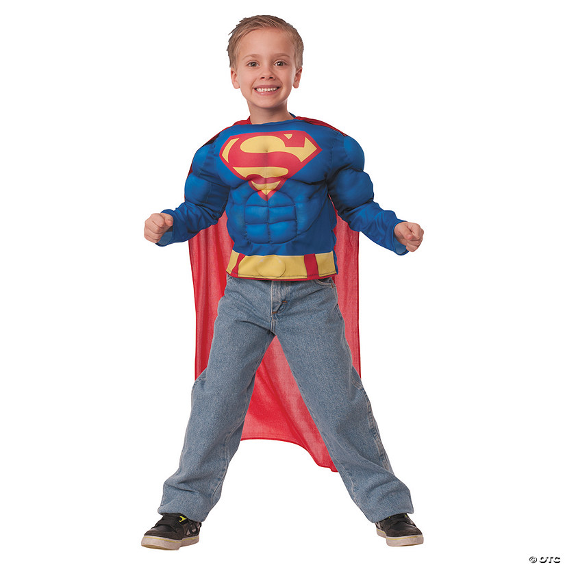 Boy's Superman Muscle Shirt - Small