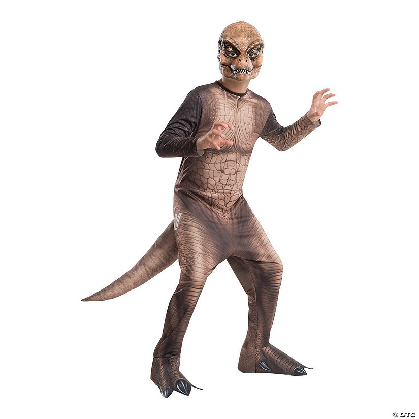 Boy's T-Rex Jurassic World Costume