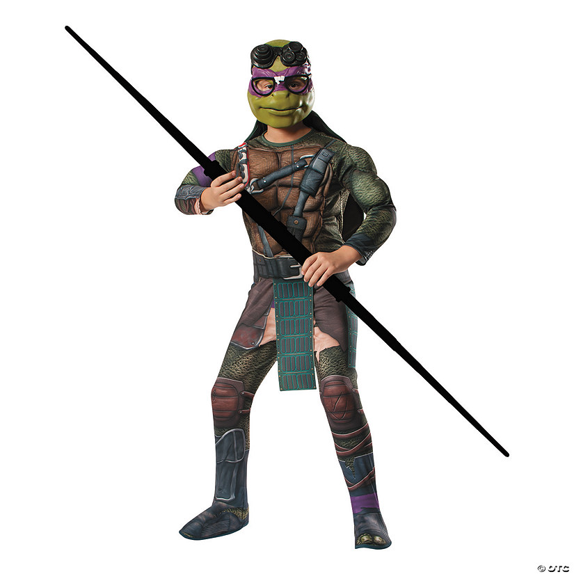 Boy's Teenage Mutant Ninja Turtles Donatello Costume