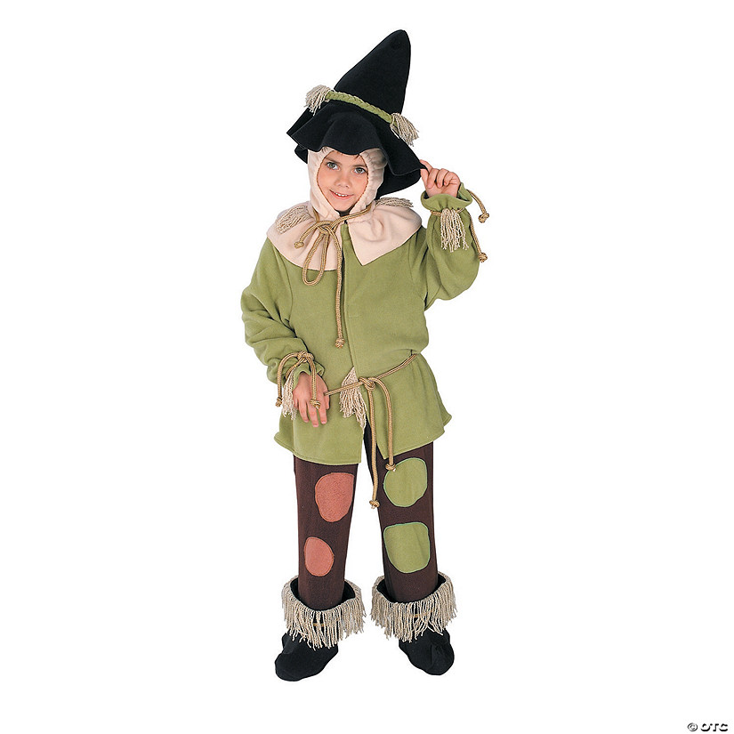 Boy's Wizard of Oz Scarecrow Costume