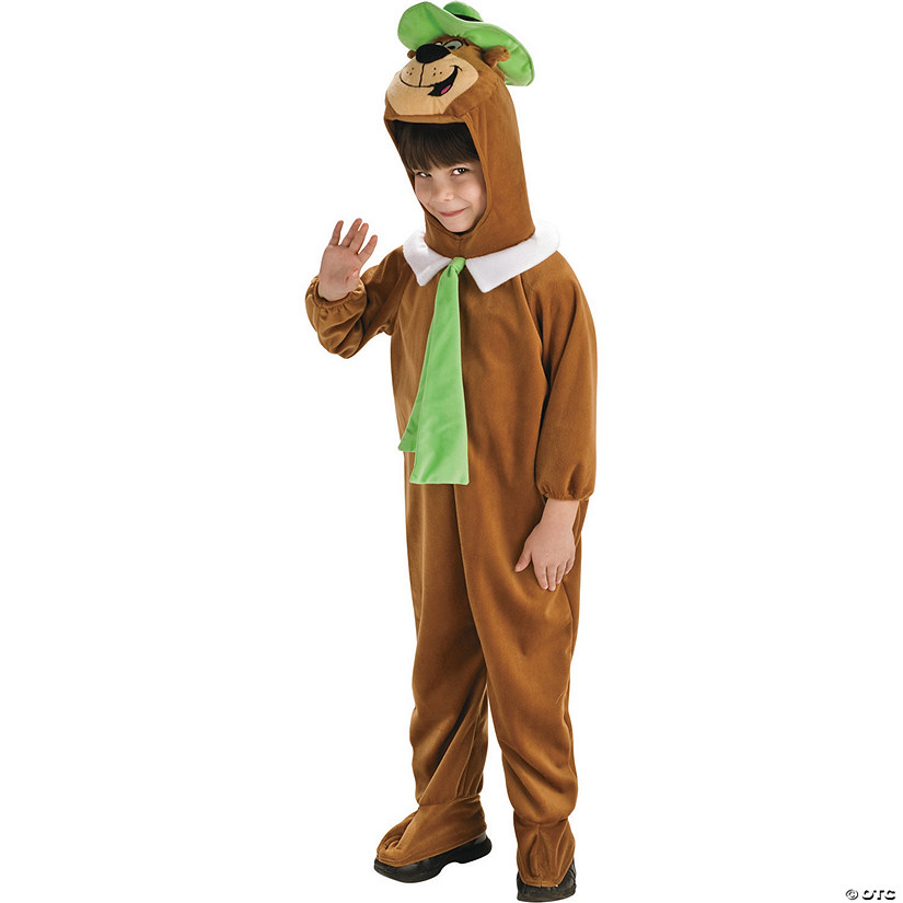 Boy's Yogi Bear Costume