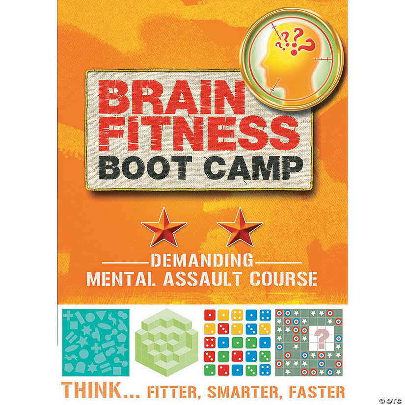 Brain Fitness Boot Camp: Demanding