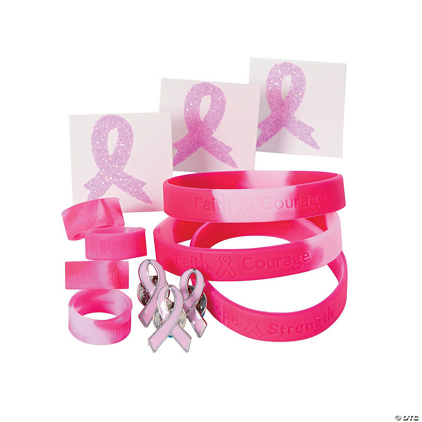 breast cancer awareness jewellery