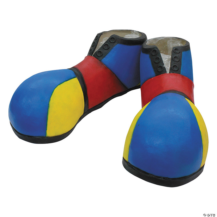 Bright Clown Shoes