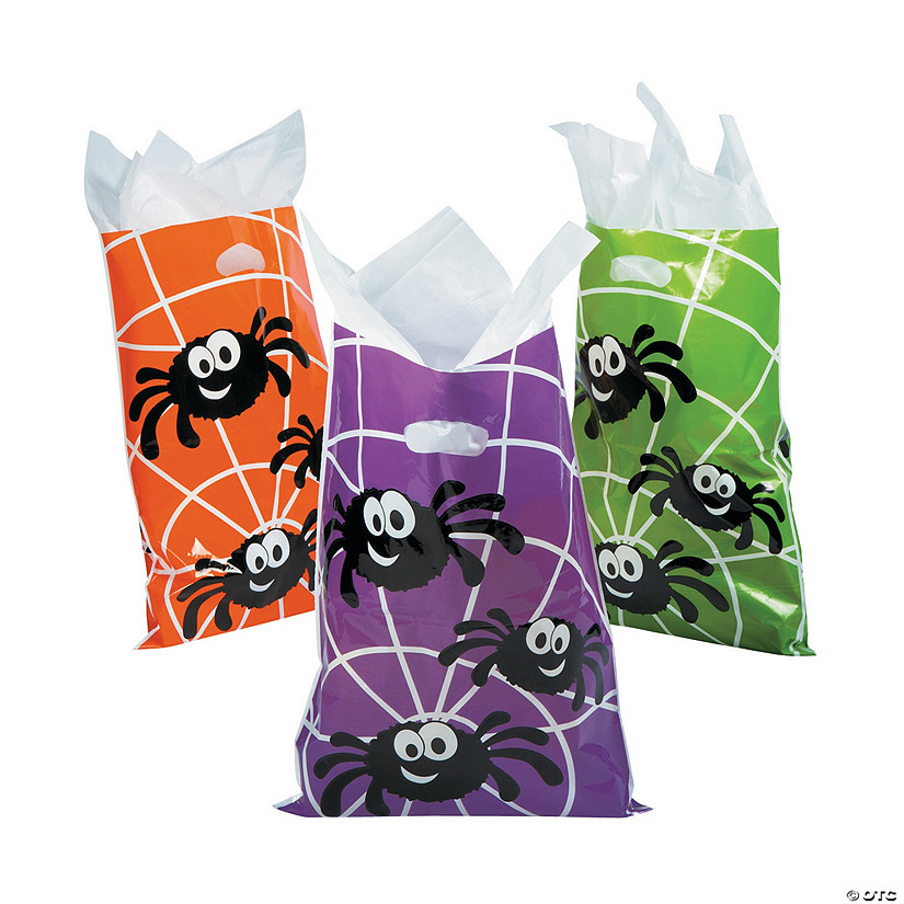 Bright Spider Goody Bags