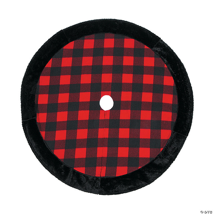 Buffalo Plaid Tree Skirt