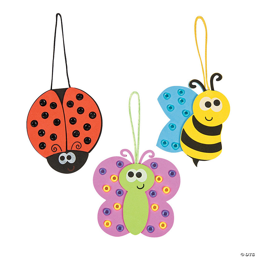 Bug Ornament Craft Kit