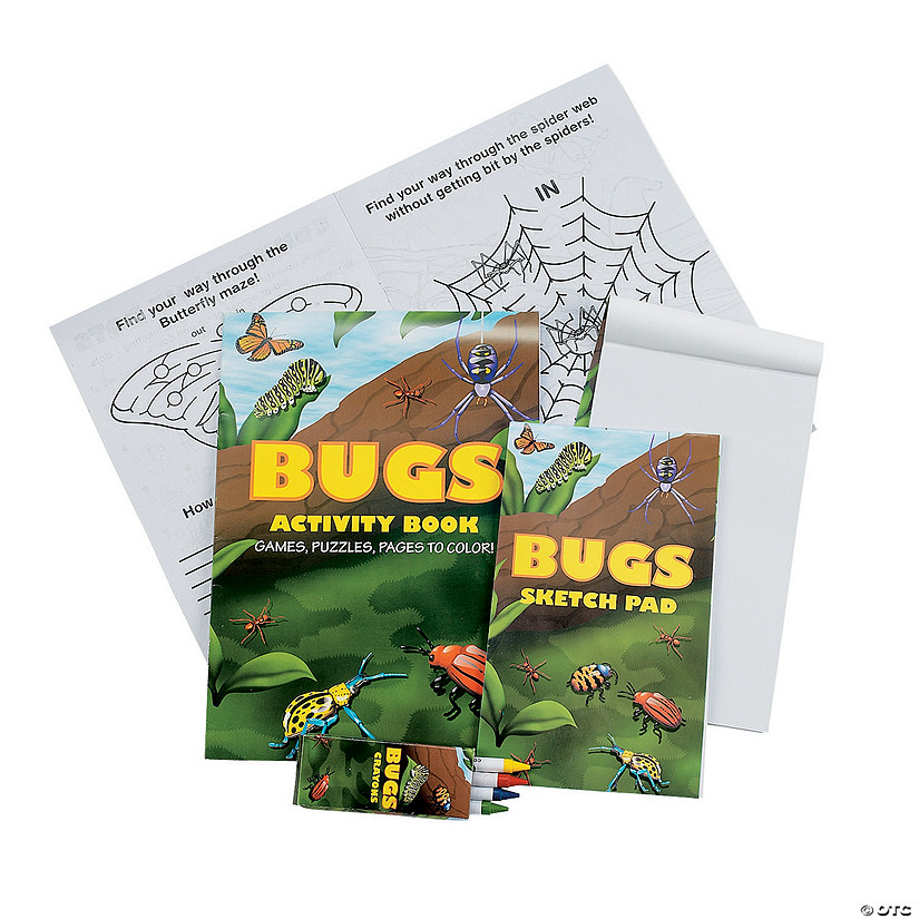 Bugs Activity Sets