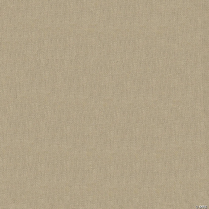 "Burlap Fabric 48"" Wide 5yd ROT-Cream"