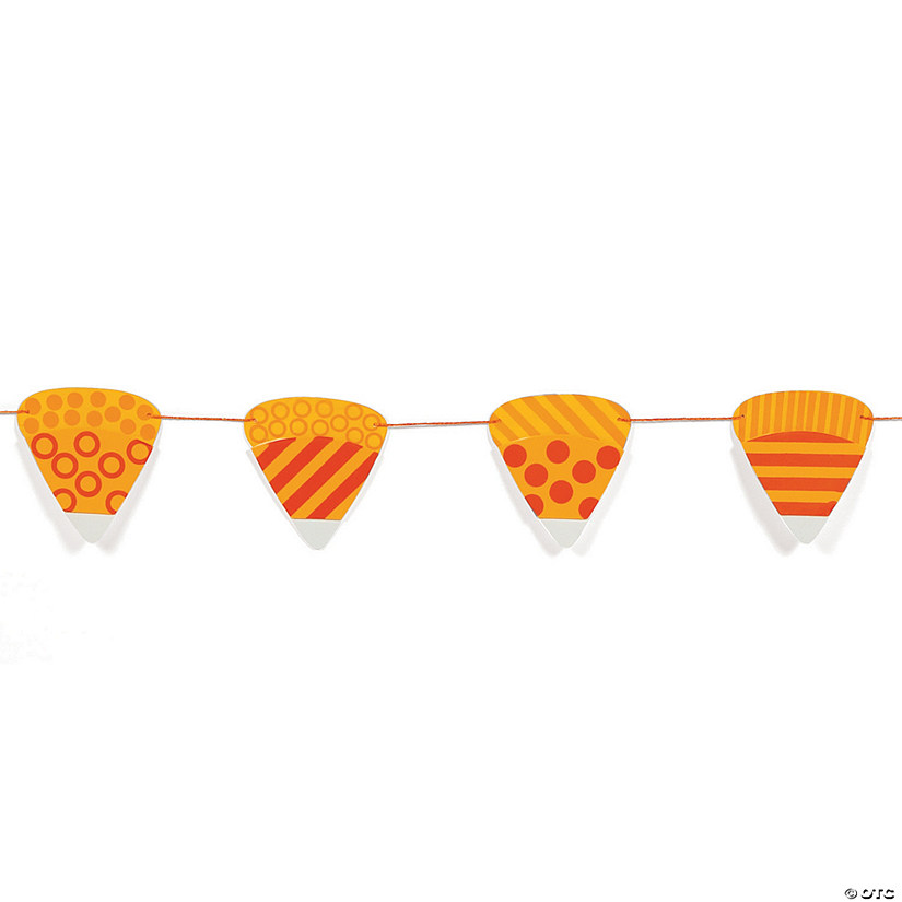 Candy Corn Banner Craft Kit