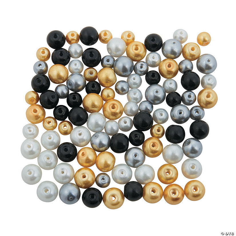 Celebration Pearl Bead Assortment - 8mm