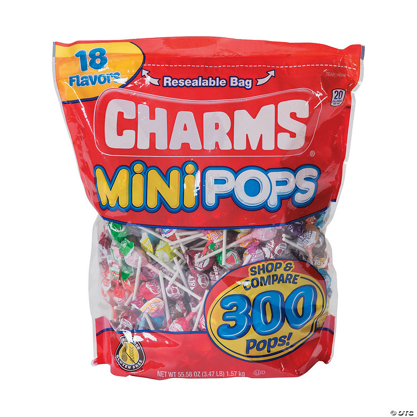 Charms® Mini Pops