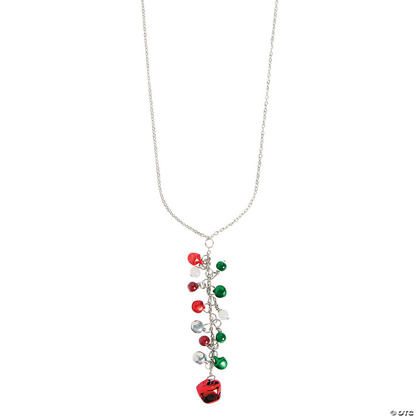Christmas Drop Dangle Necklace Craft Kit
