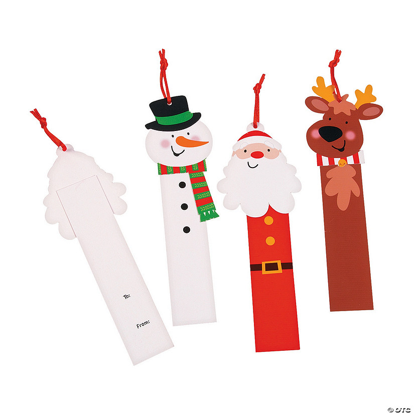 Christmas Gift Tags Assortment