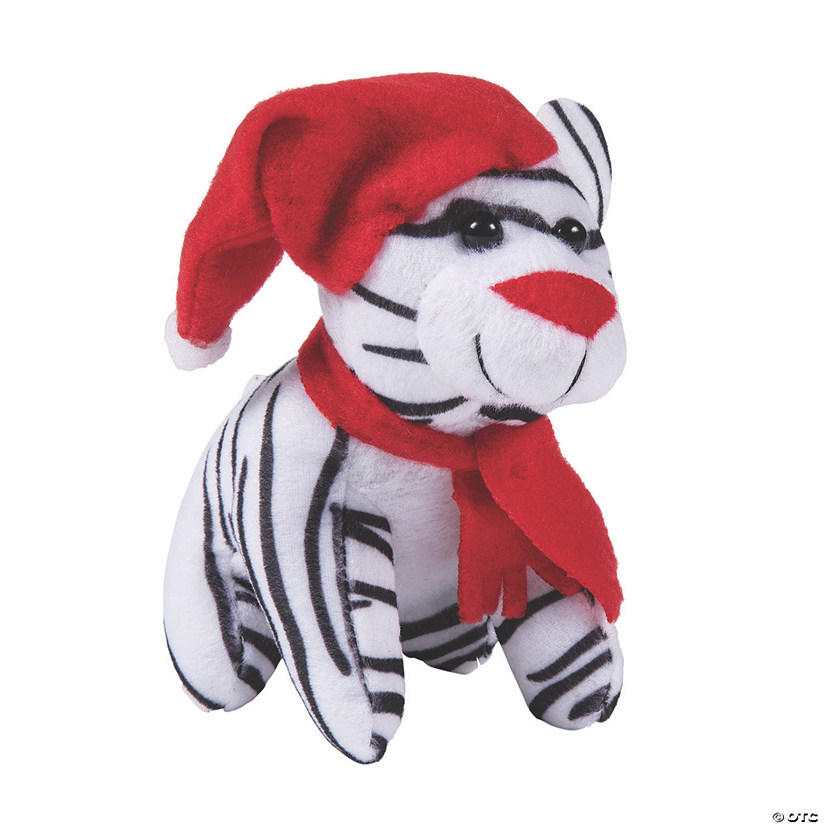 Christmas Red Nose Stuffed Cats