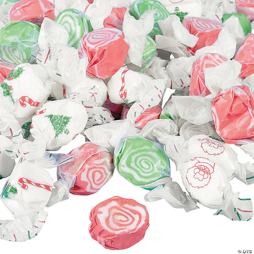 Christmas Taffy Candy