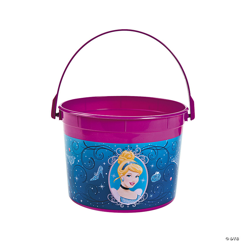 Cinderella Favor Container