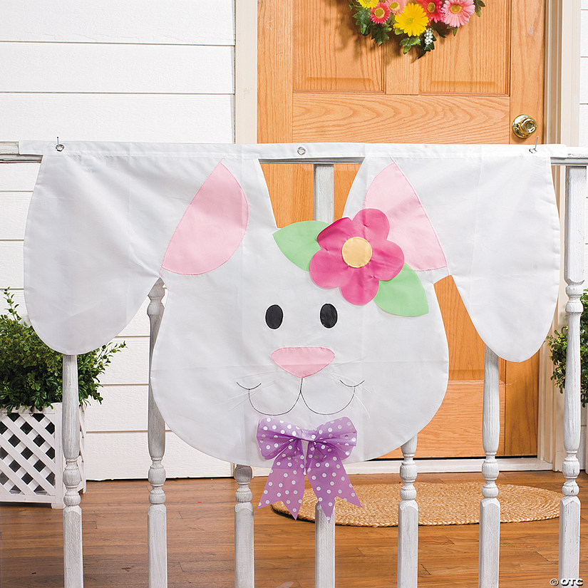 Cloth Easter Bunny Bunting
