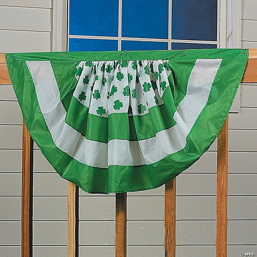 Cloth St. Patrick's Day Bunting