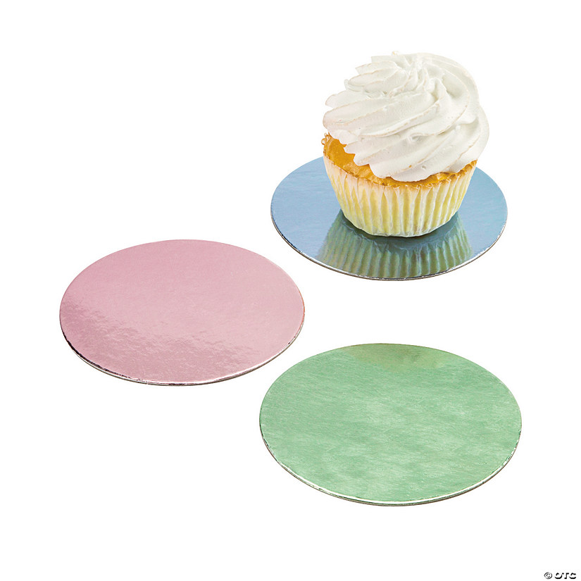 Color Cupcake Boards