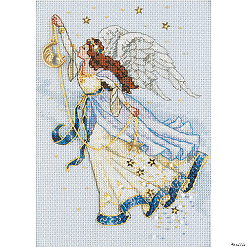 Counted x-Stitch Kit-Twilight Angel