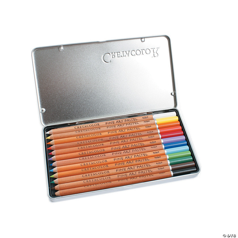 Creatacolor Pastel Pencils