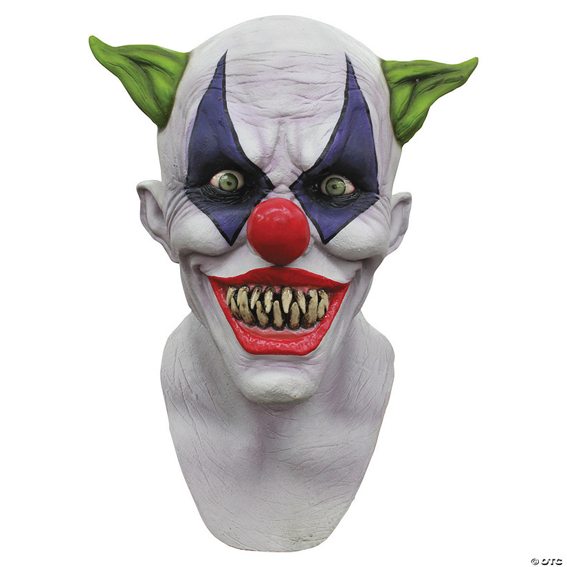 Creepy Giggles Clown Mask