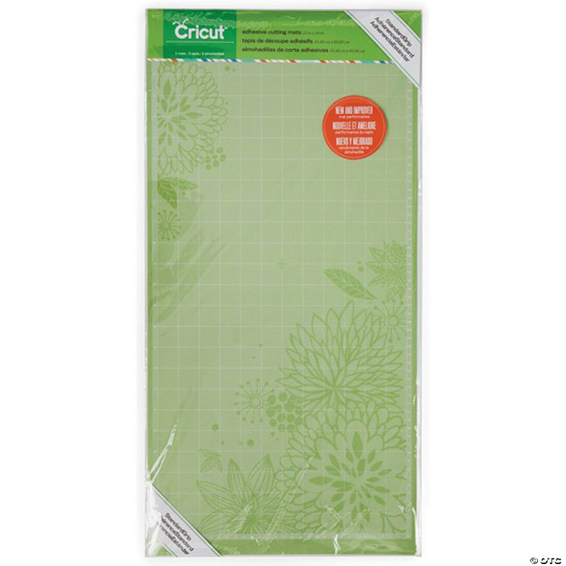 "Cricut Cutting Mat 12""X24"" 2/Pkg-"