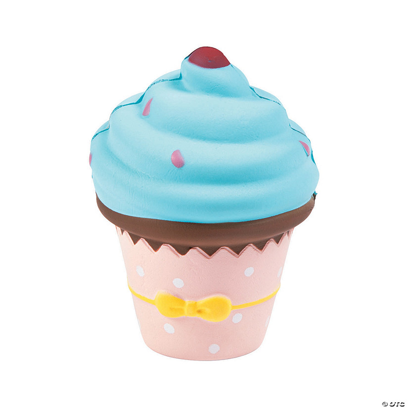 Cupcake Slow-Rising Scented Squishy