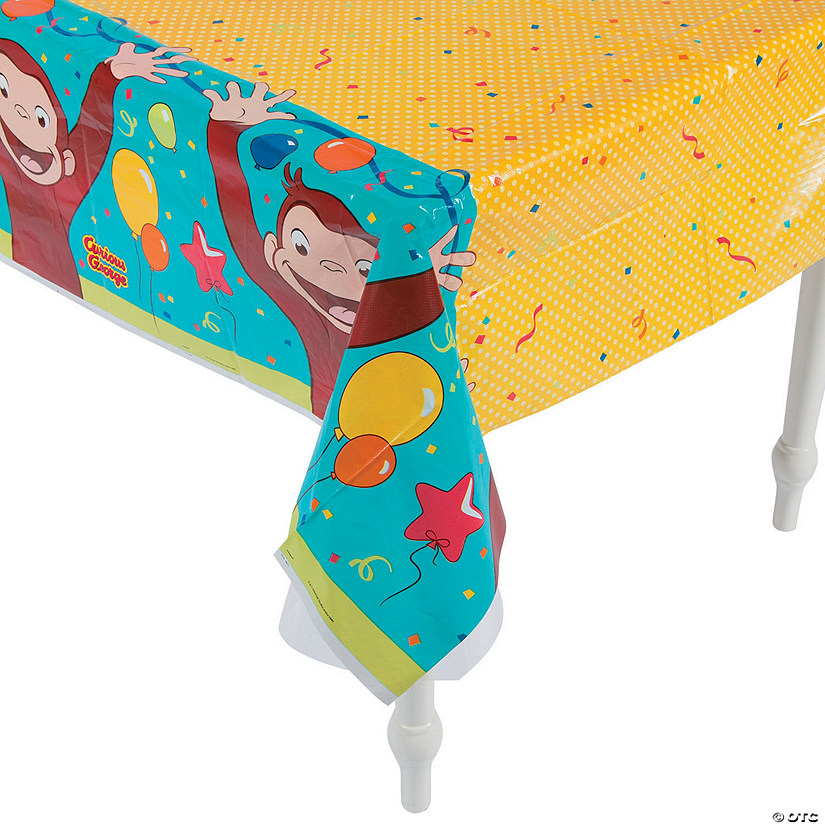 Curious George<sup>®</sup> Tablecloth