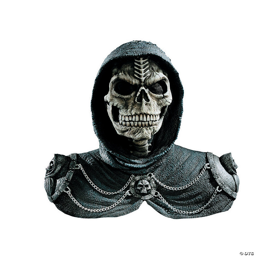 Dark Reaper & Shoulders Mask