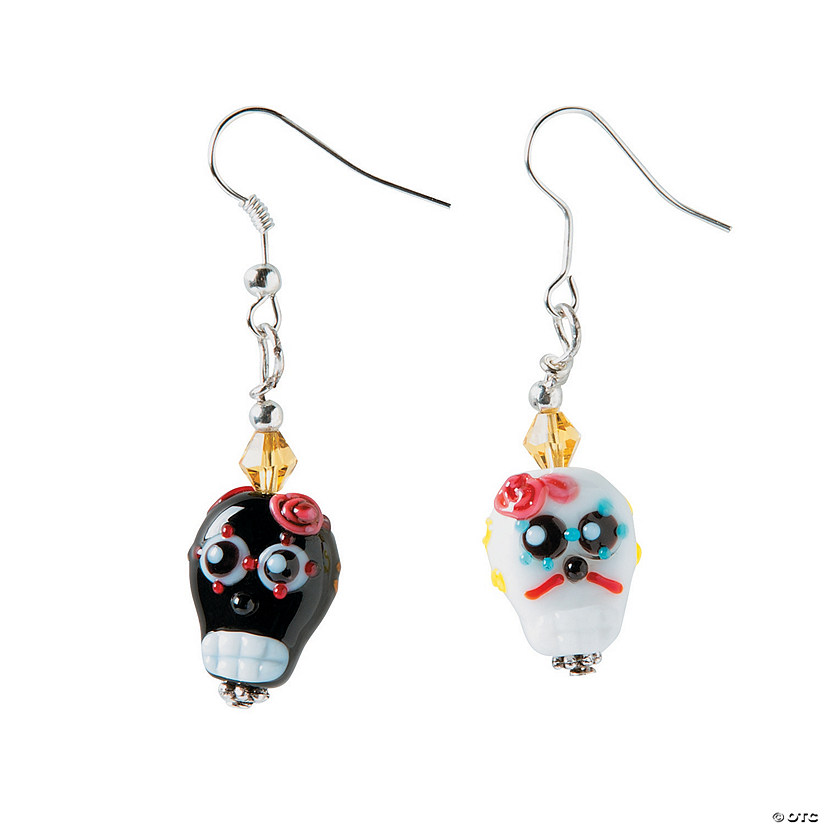 Day of the Dead Earring Craft Kit