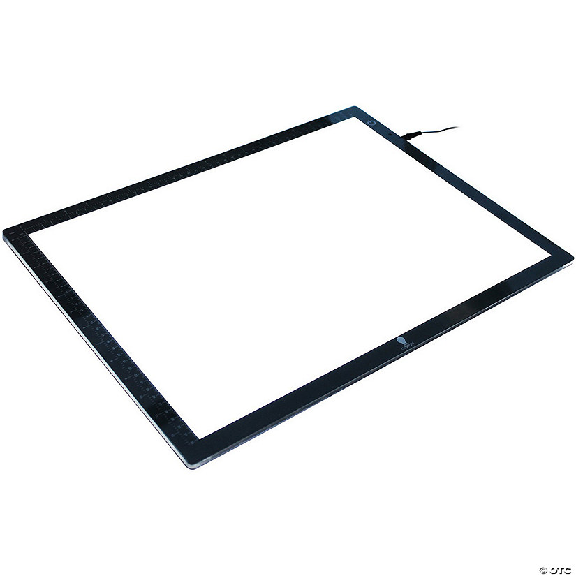"Daylight Wafer 2 Light Box, 11""x17"" White"