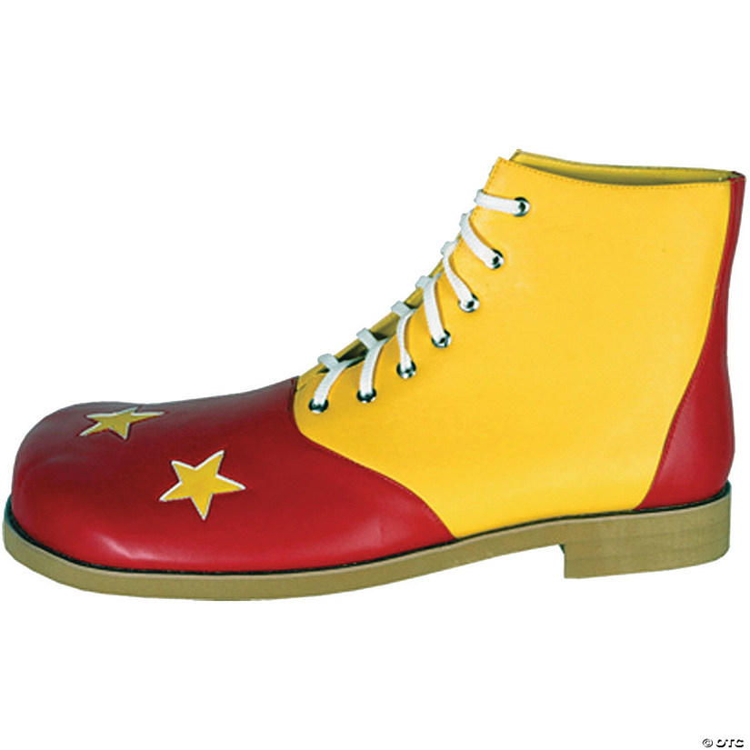 Deluxe Professional Clown Shoes