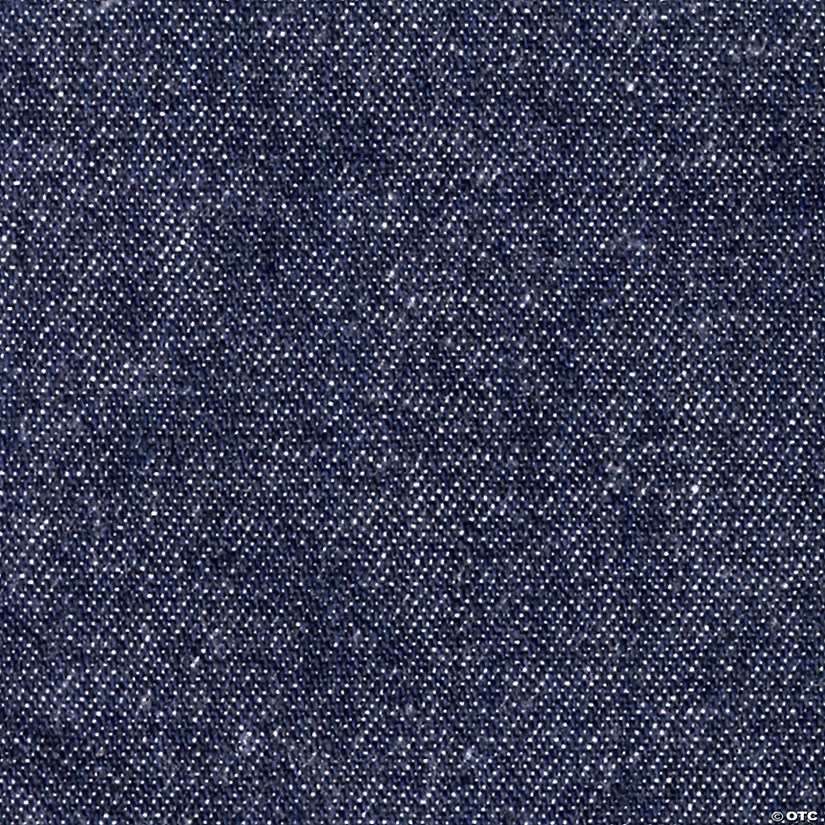 "Denim Fabric 60/66"" D/R-Indigo"
