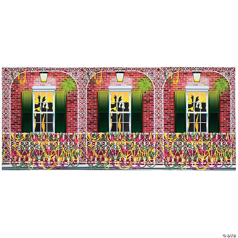 Mardi Gras Design A Room Balcony Background