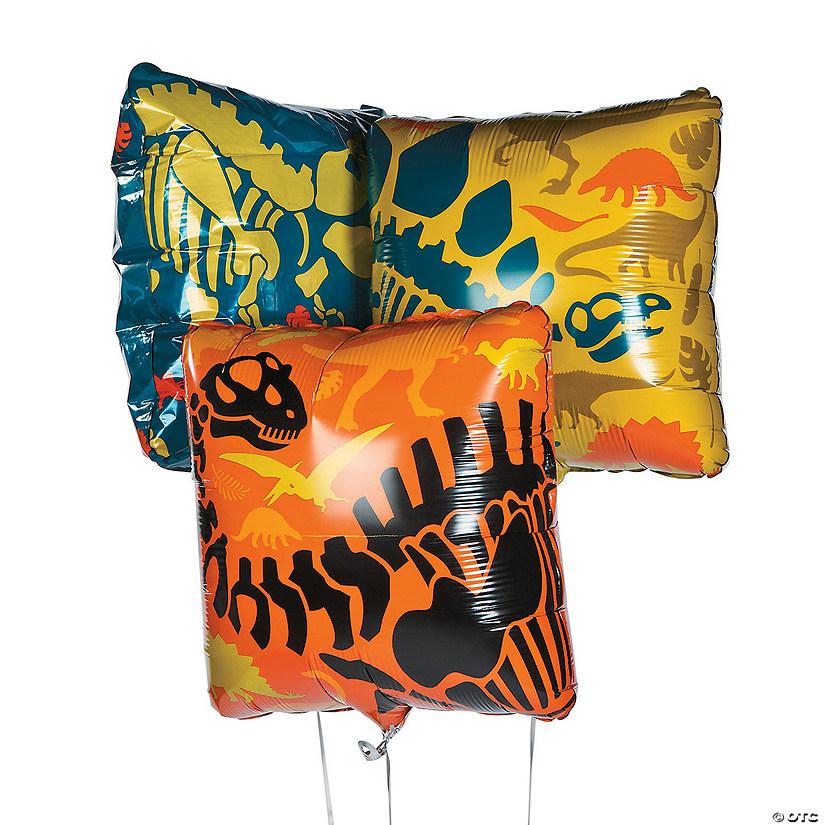 Dino Dig Mylar Balloons