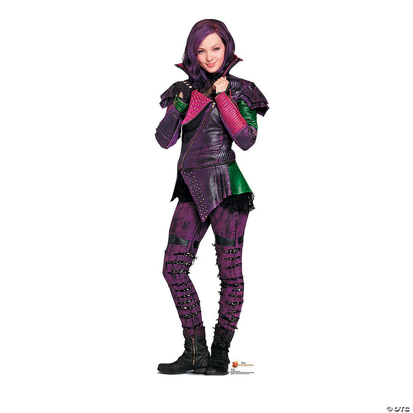 Disney® Descendants Mal Cardboard Stand-Up