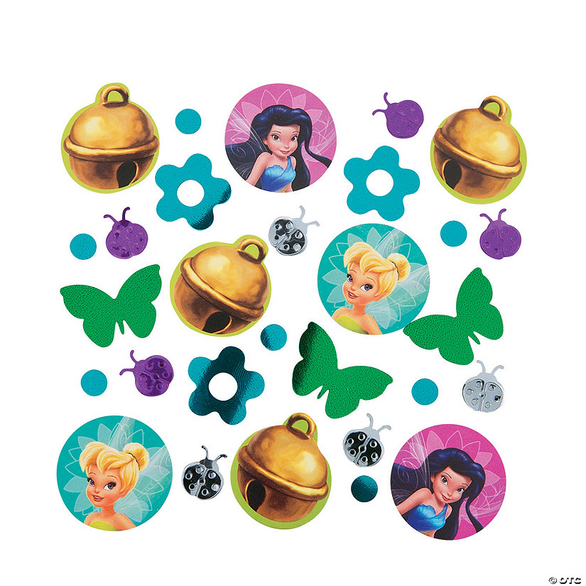 Disney Fairies Tinker Bell Confetti