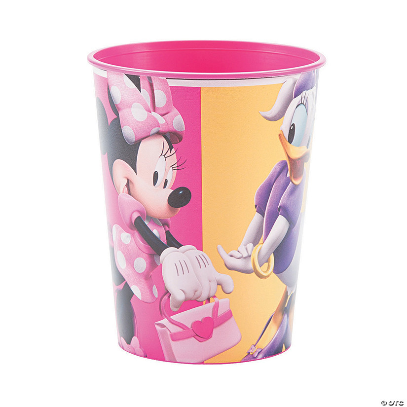 Disney Minnie's Happy Helpers Favor Plastic Cup