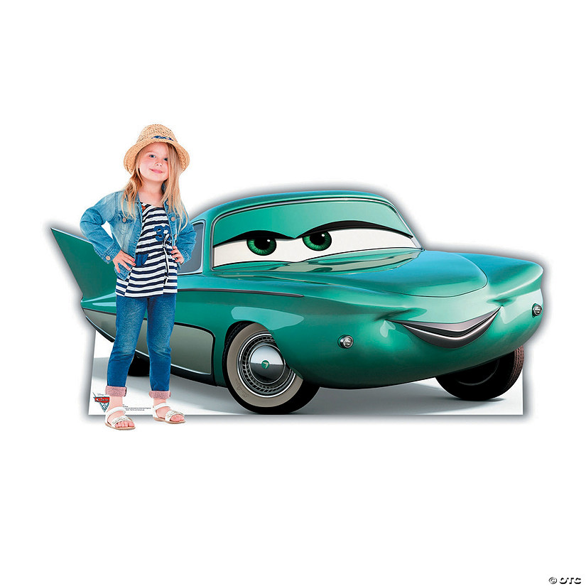 Disney's Cars 3™ Flo Stand-Up